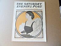 Saturday Evening Post Magazine February 18 1905 Complete
