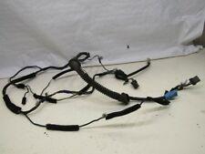 Isuzu Trooper 3.0 MK2 91-02 NS left rear tailgate door wiring harness loom