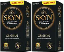 Manix Skyn 20 Préservatifs