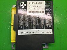 VW PASSAT B6 AIRBAG CONTROL MODULE SENSOR TRW 3C0909605J