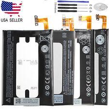 New listing For Htc One M7 M8 M9 M10 U11 X9 Cell Phone Battery Replacement New Oem Original