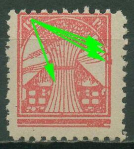 SBZ Mecklenburg-Vorpommern Freim. Plattenfehler 18 II c f 27 postfrisch