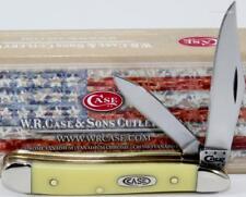 Case XX USA Carbon Steel 2 Bladed Peanut 3220 CV Pattern Folding Pocket Knife