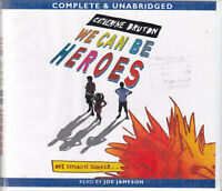 Catherine Bruton We Can Be Heroes 8CD Audio Book Unabridged YA Fiction FASTPOST