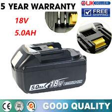 HOT!18V 5000mAH For Makita LXT Li-Ion Battery BL1840 BL1850 BL1860B UK STORE