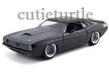 Jada Fast and Furious 7 Letty's Plymouth Barracuda 1:24 Diecast Model Car 97195