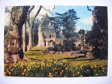 Dryburgh Abbey. Nr Melrose, Kelso etc. (J Arthur Dixon)