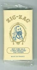 600 Zig Zag Rolling Papers -3 sealed packs of 200 (each contains 2 packs of 100)