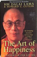 THE ART OF HAPPINESS Dalai Lama - A Handbook for Living  - Buddhism FAST N FREE