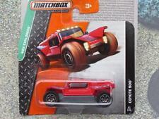 MATCHBOX 2014 #061/120 COYOTE 500 rouge MBX Explorateurs étui K