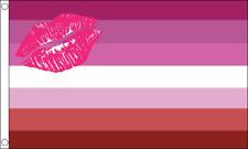 Fahne Flagge Regenbogen Lesbian Lesbisch 90 x 150 cm