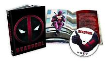 DEADPOOL DIGIBOOK DVD + LIBRO NUEVO ( SIN ABRIR )