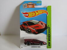 Lamborghini Red Diecast Racing Cars