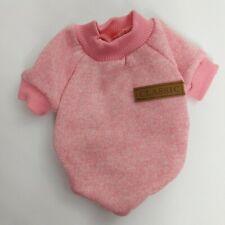 New listing Pet Sweatshirt Pink Dog Xxs or M your pick all pink cat dog shirt