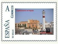 Spain 2016 - Lighthouses of Spain - Andalucia Tu sello mnh (05)