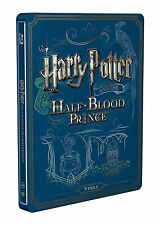 Harry Potter e il Principe Mezzosangue (Ltd Steelbook) ( 2 Blu Ray) Nuovo