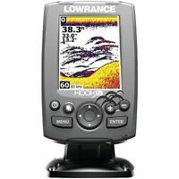 NEW Lowrance 000-12635-001 Hook-3x Fishfinder With 83/200khz Transducer