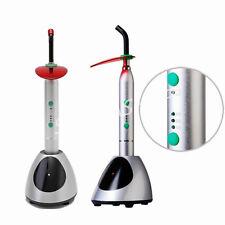 2pc Lampada fotopolimerizzazione Dental LED Curing Light Lamp 2000mw Dentista D8