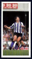 BASSETT-FOOTBALL 1994/95- #36-SHEFFIELD WEDNESDAY/ENGLAND-BARNSLEY-DAVID HIRST