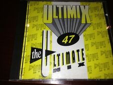 ULTIMIX 47 CD CAPTAIN HOLLYWOOD PROJECT BEN E KING PM DAWN AB LOGIC HERB ALPERT