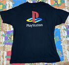 2020 Playstaion Logo Graphic T Shirt Xl