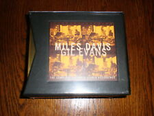 Miles Davis/Gil Evans CD BOX SET Complete Columbia Studio Recordings SEALED PRO