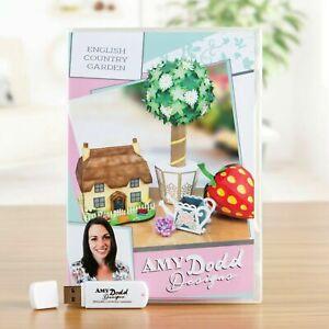 Amy Dodd Designs - English Country Garden USB