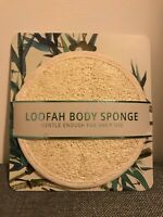 Nord+Bare Loofah Body Sponge Gentle Enough for Daily Use 100% Vegan