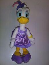 "Disney Daisy Duck 12"" Plush Stuffed Animal"