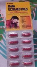 Dolo ultraestres vitaminado para mujer y hombre 40 pastilla original.Envio grati