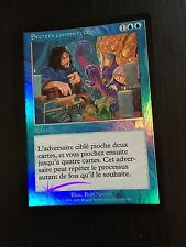 MTG ONSLAUGHT TRADE SECRETS (ENGLISH SECRETS COMMERCIAUX) NM FOIL