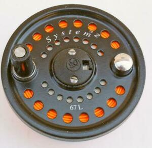 Scientific Anglers System 2 67L Spare Spool loaded with line  Mint condition