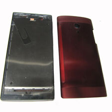 Full Fascia Housing Back Battery Cover For S.E  Xperia Ion LTE LT28i LT28 Red