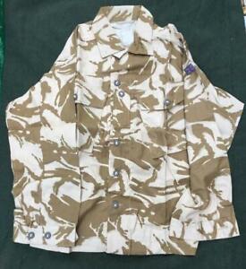 British Military Army Desert DPM Camouflage Combat Weather Jacket/Shirt