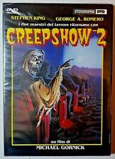 CREEPSHOW 2 - DVD NUOVO
