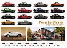 PORSCHE 959 993 911 914 928 968 Carrera GT 964 944 Classic Sticker Aufkleber 53