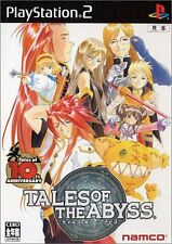 Used PS2 Tales of the Abyss   Japan Import (Free Shipping)