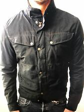 New Auth Matchless  Kensington wax Blouson Black Xl $695
