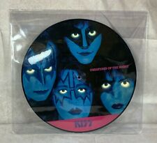 Kiss - Creatures of the Night Picture Disc, Holland, PIC 6302 219