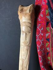 Old Papua New Guinea Abelam Carved Dagger …a beautiful addition to the...