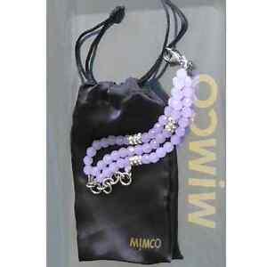 NEW MIMCO SERENE WRIST BRACELET RIVIERA BLUE MIX +DUSTBAG rrp $69.95 sale $44.95