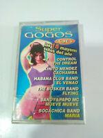 Super Gogos Crazy Bone 96 15 exitos del año Disk - Cinta Tape Cassette Nueva 2T
