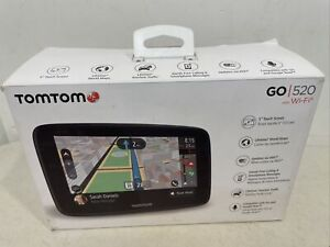 "TomTom GO 520 GPS 5"" Touch Screen"