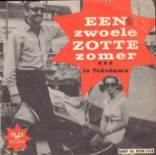 """TONY VOS – Een Zwoele Zotte Zomer (1964 VINYL SINGLE 7"""" HOLLAND)"""