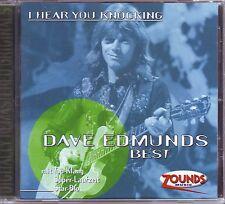ZOUNDS - DAVE EDMUNDS - I hear you knocking - Best - rare audiophile CD 1999