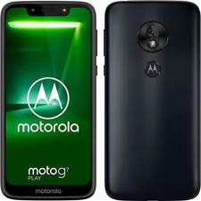 Motorola Moto G7 play - 2GB Ram + 32GB - BLACK INDIGO (Unlocked) (Single SIM)