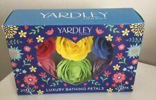 Yardley London Luxury Bathing Petals Brand New
