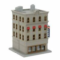 Rokuhan S033-1 Z Scale Office Building A 1/220 Z Scale w/ Tracking NEW