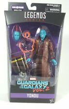 Guardians of the Galaxy Marvel Legends Action Figure Yondu NEW Titus BAF