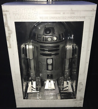 Sideshow Star Wars R2-D2 Unpainted Prototype 1/6 Scale New Unopened SDCC Exclus